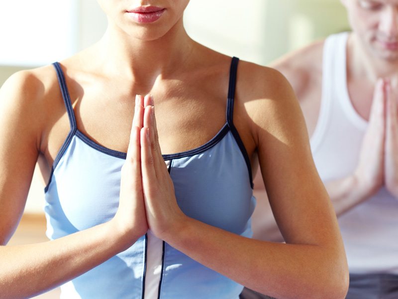 How yoga changes the brain