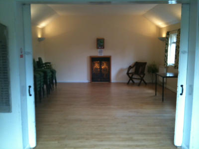 My new Yoga Class In Pyrford Surrey